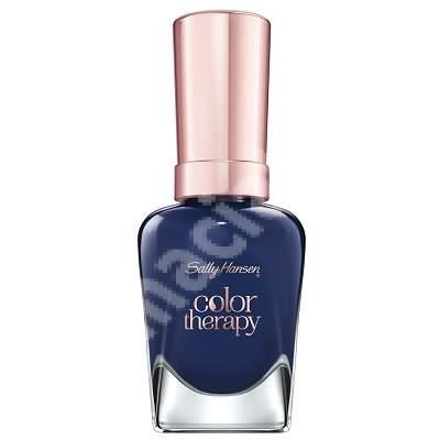 Lac de unghii Argan Color Therapy 420 Good as Blue, 14.7 ml, Sally Hansen