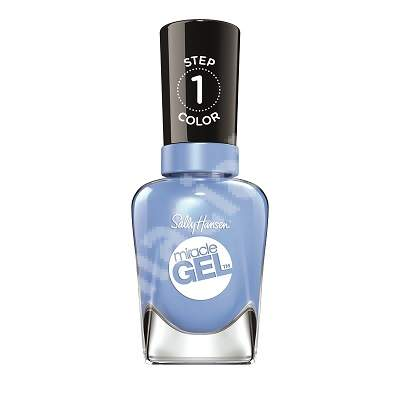 Lac de unghii Miracle Gel, 370 Sugar Fix, 14.7 ml, Sally Hansen