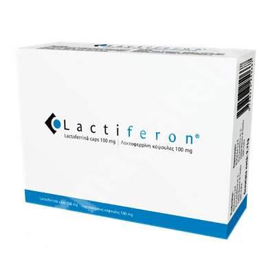 Lactiferon tratamentul deficitului de fier in sarcina, 30 capsule, Solartium Group