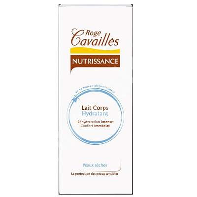 Lapte de corp hidratant pentru piele uscata, 200 ml, Roge Cavailles