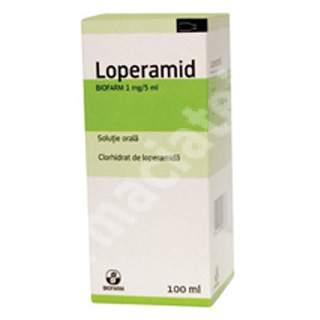 Loperamid, 100 ml, Biofarm
