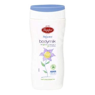 Lotiune de corp Bio pentru copii piele sensibila, 200 ml, Topfer