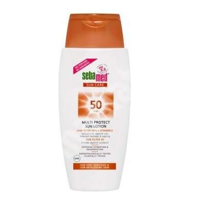 Lotiune dermatologica pentru protectie solara SPF 50+, 150 ml, sebamed