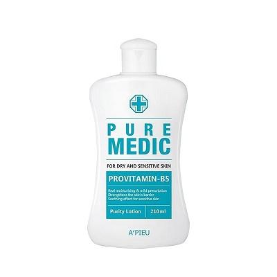 Loțiune intens reparatoare Puremedic, 210 ml, Apieu