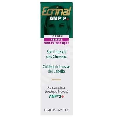 Lotiune spray tonic pentru femei Ecrinal ANP 2+, 200 ml, Asepta