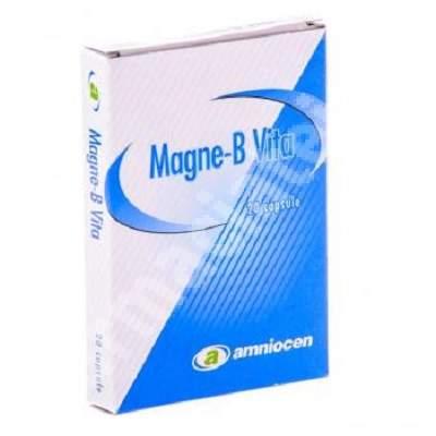 Magne-B Vita, 20 capsule, Amniocen
