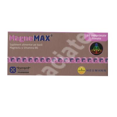 MagneMax, 30 comprimate, Torrent