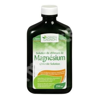 Magnesium liquid, 250 ml, Sante Naturelle