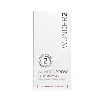 Make-up waterproof pentru sprancene WunderBrow, 3 g, KF Beauty