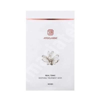 Masca cu efect calmant Real Tonic, 25 ml, Atoclassic