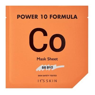 Masca de față Power 10 Formulă CO anti aging, 25 ml, Its Skin