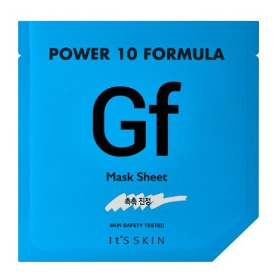 Masca de față Power 10 Formula GF Moisturizing, 25 ml, Its Skin