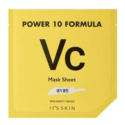 Masca de față Power 10 Formula VC Tonifying, 25 ml, Its Skin