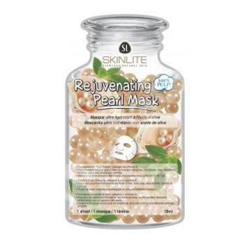Masca de reintinerire cu pudra de perle, 18 g, Skinlite