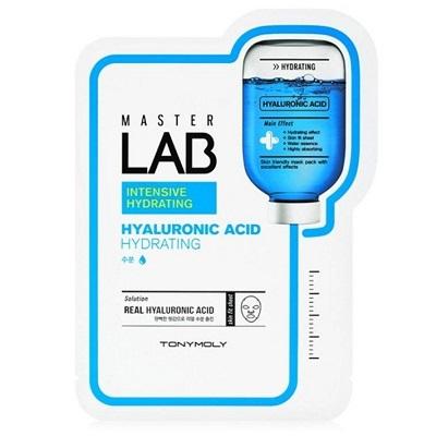 Masca hidratanta cu Acid Hialuronic Master Lab, 19 g, TonyMoly