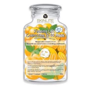 Masca lifting cu coenzima Q10, Vitamina E si extract de ceai verde, 18 g, Skinlite