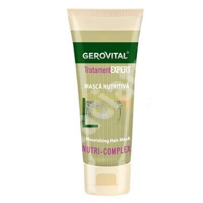 Masca nutritiva Gerovital TratamentExpert, 150 ml, Farmec