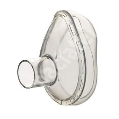 Masca pentru camera de inhalat LiteTouch Respironics Optichamber Diamond, Marimea M, 1-5 ani, 1083784, Philips