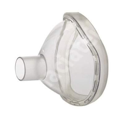 Masca pentru camera de inhalat LiteTouch Respironics Optichamber Diamond, Marimea S, 0-18 luni, 1083785, Philips