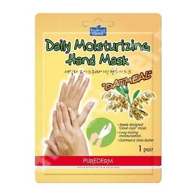Masca pentru hidratarea mainilor obosite Botanical Choice, 13 g, Purederm