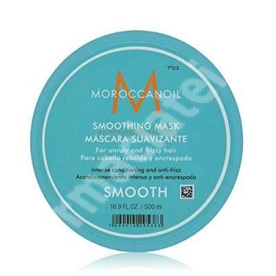 Mască pentru netezire Smoothing Mask, 500 ml, Moroccanoil