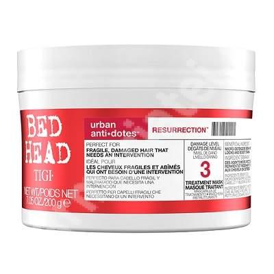 Masca pentru par deteriorat Bed Head Styling Ua Resurrection Level 3, 200 g, Tigi