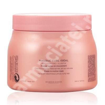 Mască pentru păr ondulat Discipline Curl Ideal, 500 ml, Kerastase