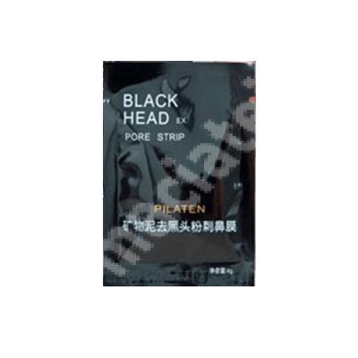 Masca pentru puncte negre Black Mask, 6 g, Pilaten