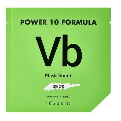 Masca Power 10 Formula VB Sebum Control, 25 ml, Its Skin