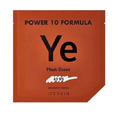 Masca Power 10 Formula YE Energizant, 25 ml, Its Skin