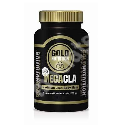 Mega Cla 1000 mg, 120 capsule, Gold Nutrition