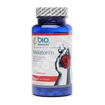 Melatonin, 50 comprimate, Bio Elemente