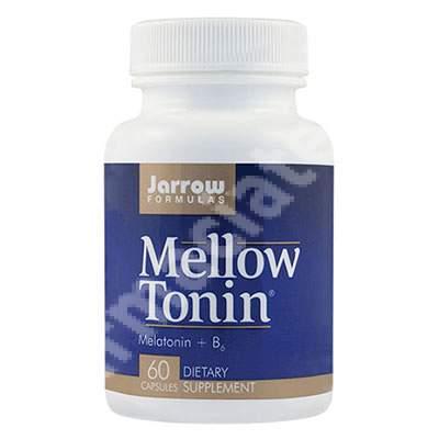 Mellow Tonin Jarrow Formulas, 60 capsule, Secom
