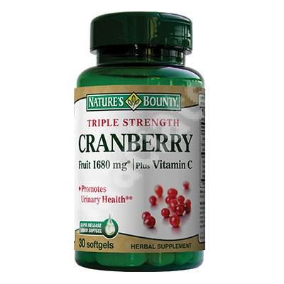 Merisor plus Vitaminele C si E, 30 capsule, Nature's Bounty