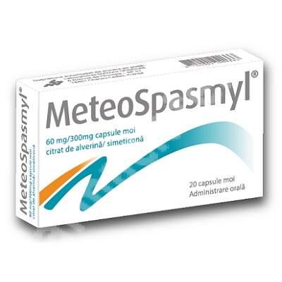 MeteoSpasmyl, 20 comprimate, Mayoly Spindler Lab