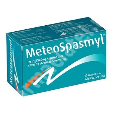 Meteospasmyl, 30 capsule, Mayoly Spindler Lab
