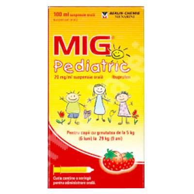 Mig Pediatric, 100 ml, Berlin-Cheme Ag