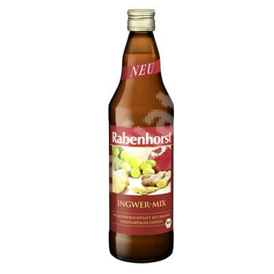 Mix de sucuri cu ghimbir, 750 ml, Haus Rabenhorst