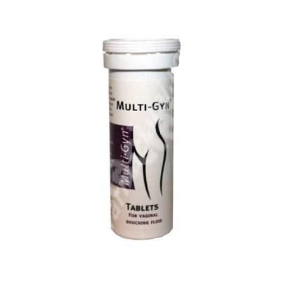 Multi-Gyn Tablete pentru prevenirea infecțiilor vaginale, 10 tablete, Bioclin