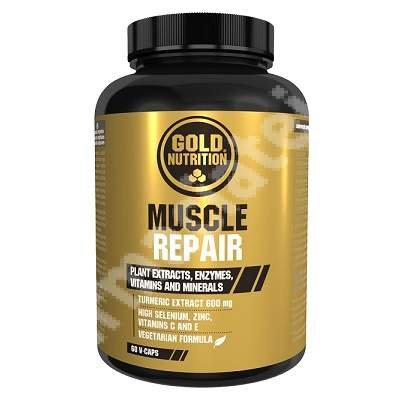 Muscle Repair, 60 capsule, Gold Nutrition