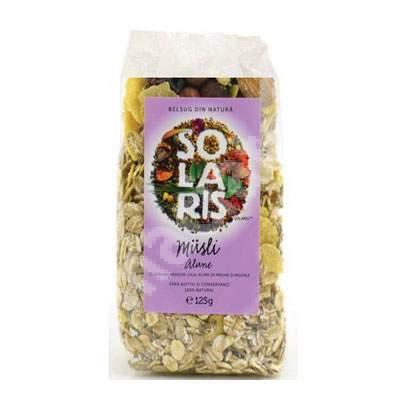 Musli cu alune, 125 g, Solaris