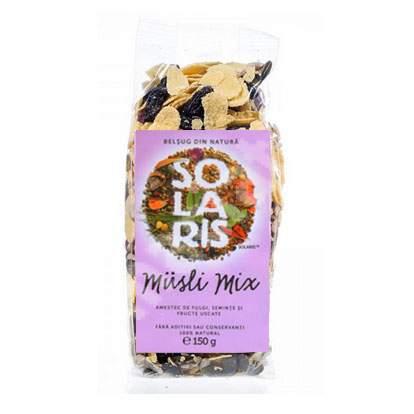 Musli Mix, 150 g, Solaris