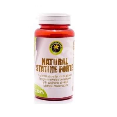Natural Statine Forte, 60 capsule, Hypericum