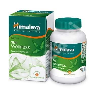 Neem Skin Wellness, 60 capsule, Himalaya
