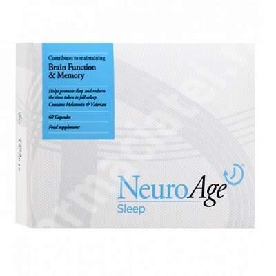 NeuroAge Sleep, 60 capsule, Fine Foods and Pharmaceuticals