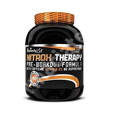 Nitrox Therapy Peach, 680 g, Biotech USA