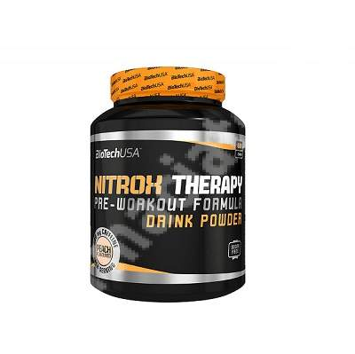 Nitrox Therapy Tropical Fruit, 680 g, Biotech USA