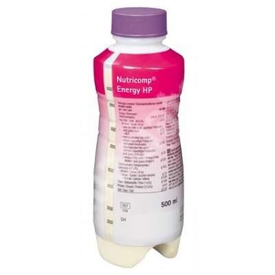 Nutricomp Energy HP 1.5 kcal/ml, 500 ml, B Braun