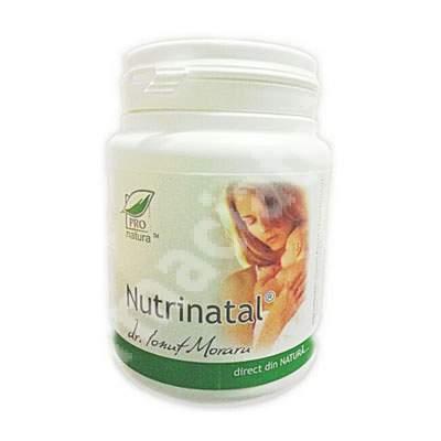 Nutrinatal, 250 capsule, Pro Natura