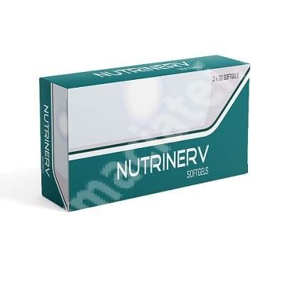 Nutrinerv, 90 capsule, Nutrimas